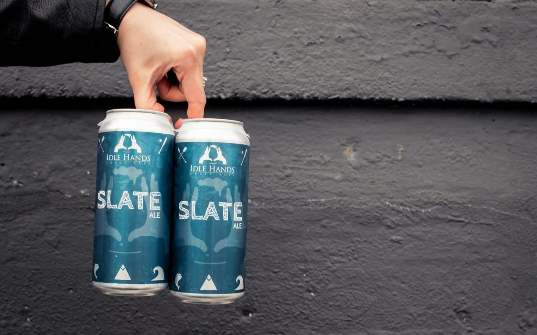 Idle Hands Craft Ales to Release Slate Ale | Brewbound com